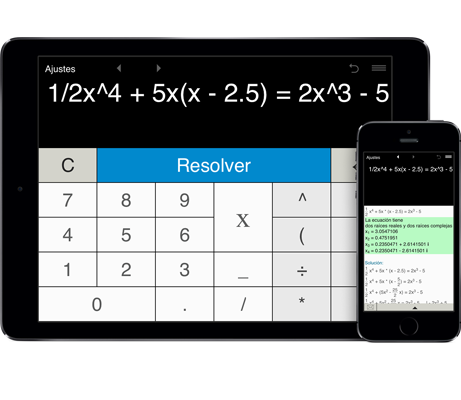 Resolución de ecuaciones de cuarto grado