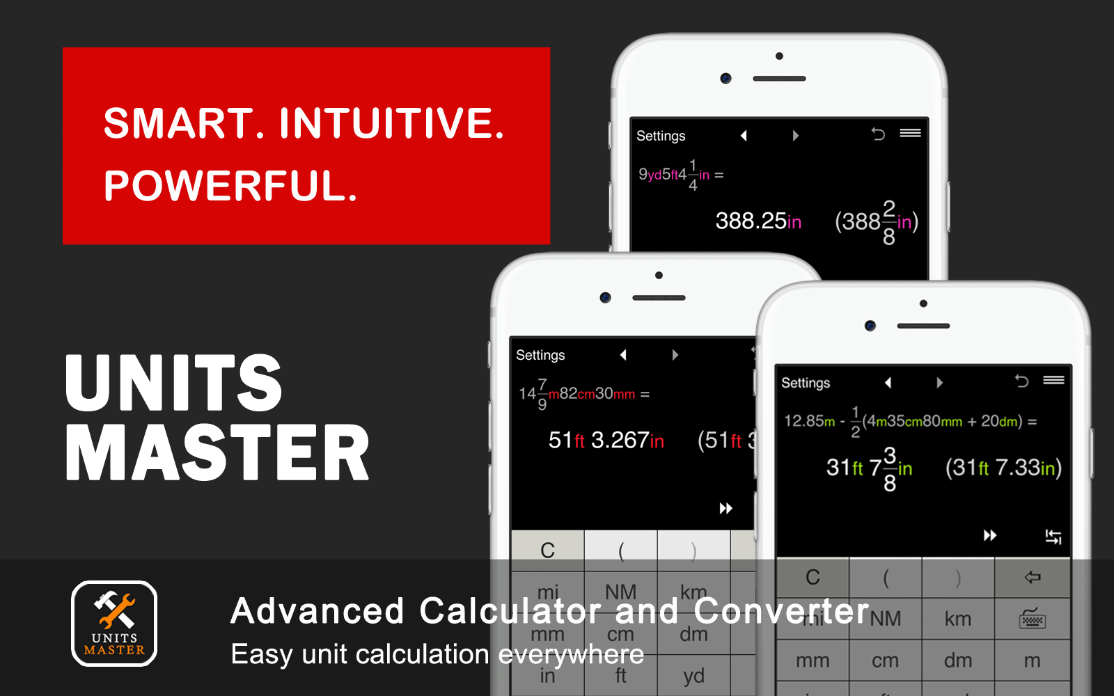 Professional Unit Converter and Calculator
